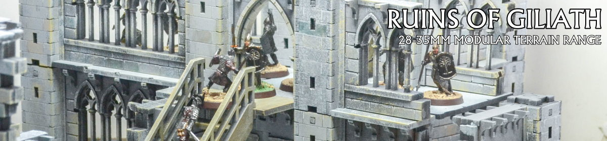 Ruins of Giliath - new sets available!